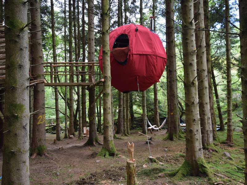 Red Kite Tree Tents