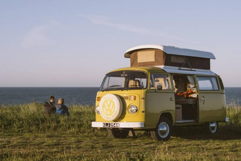 Classic campervans
