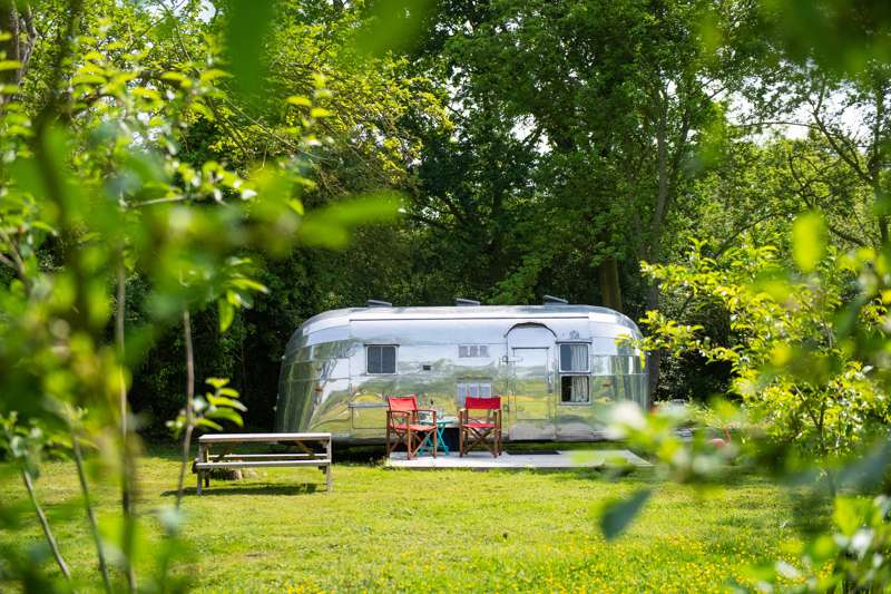Tin Can Camping Birchway Farm, Birch Way, Mundham, Norfolk NR14 6EW