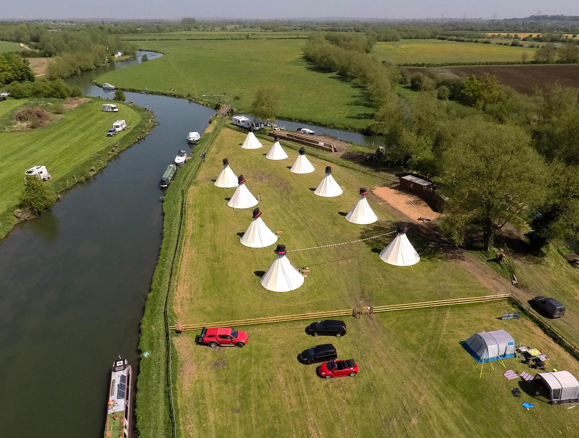 Campsites in South East England holidays at I Love This Campsite