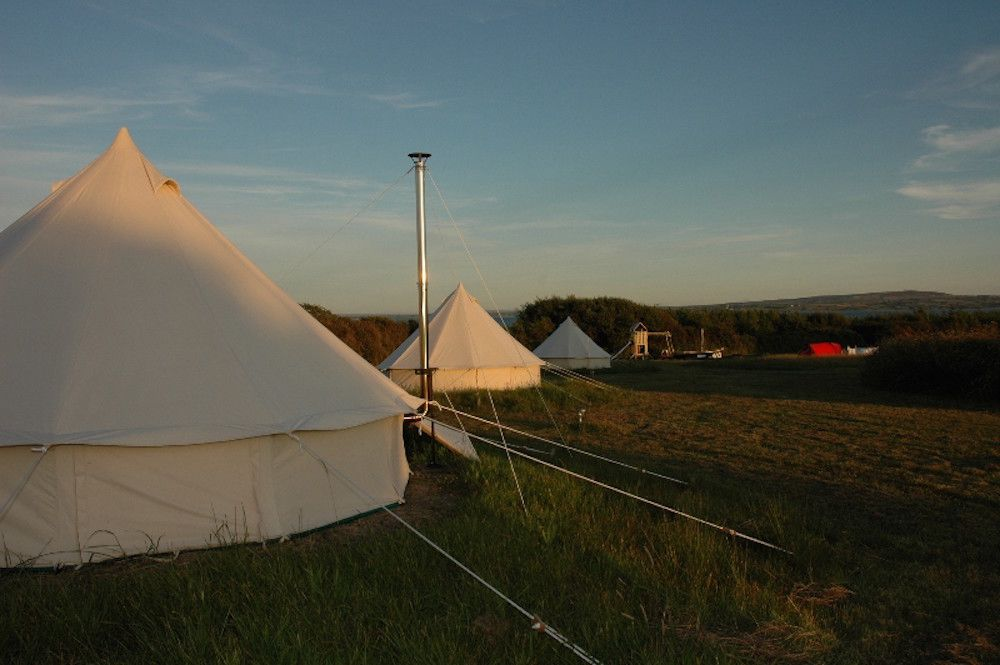Campsites in Clare holidays at Cool Camping