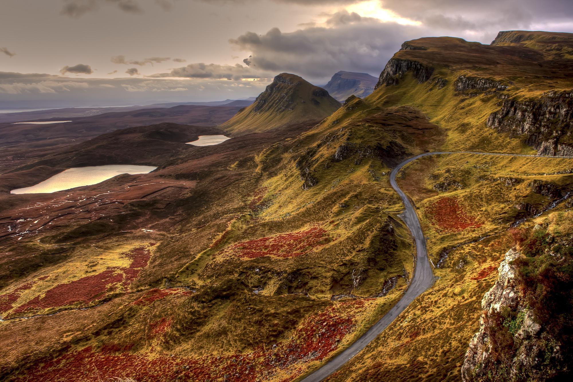 Campervan Hire in Scotland | Campervan Rental Companies in Scotland