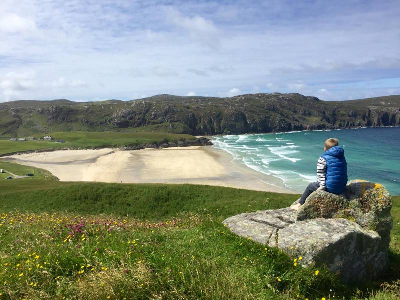 Campsites in the Scottish Isles – Best Island Campsitess