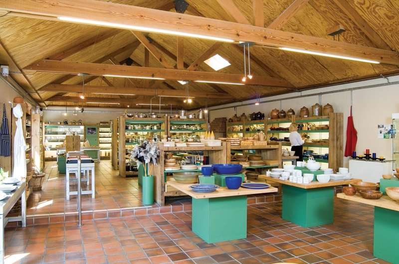The shop at David Mellor