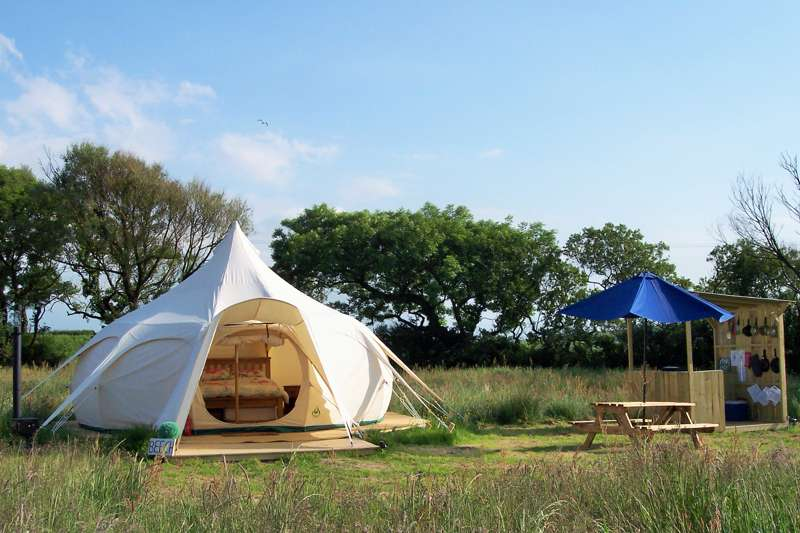 Cheglinch Farm Glamping Cheglinch Farm Glamping, Fairfield House, Cheglinch, West Down, Ilfracombe, Devon EX34 8NW