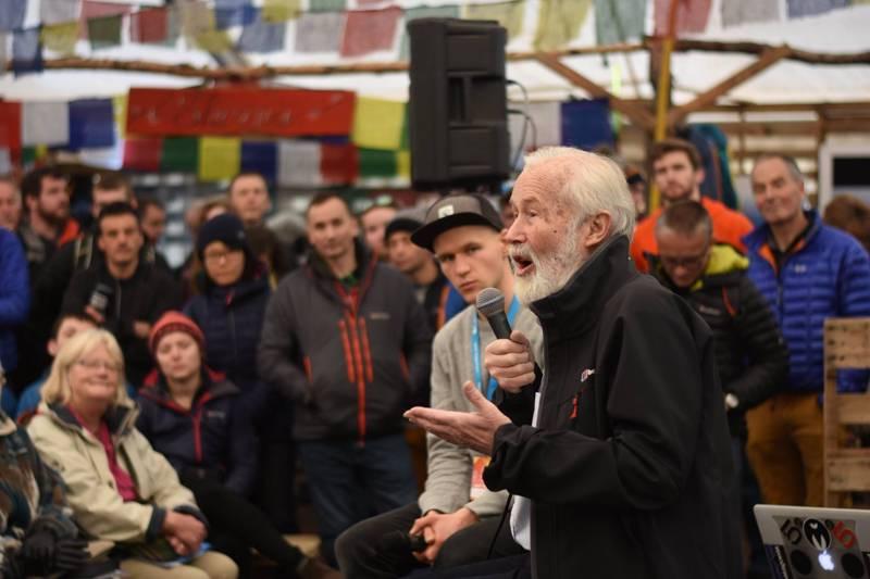 Briefing: Kendal Mountain Festival