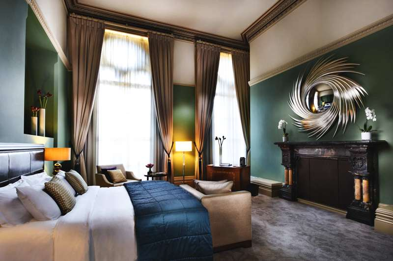 Win a Stay in a  5-Star London Hotel
