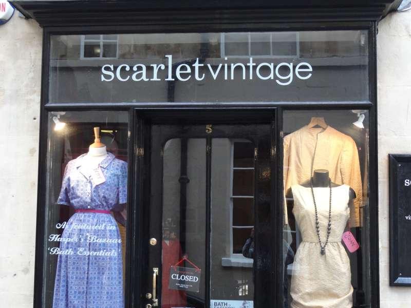 Scarlet Vintage
