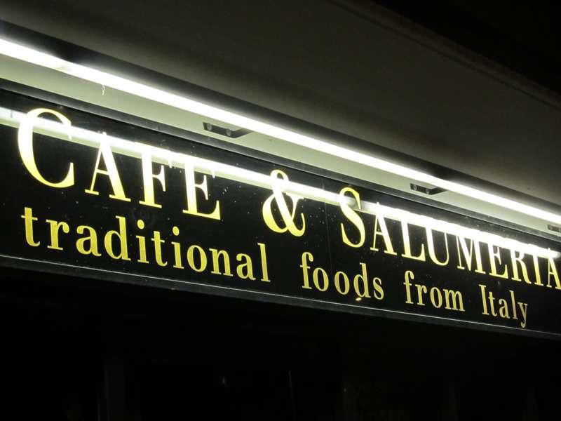 Salvo's Café and Salumeria