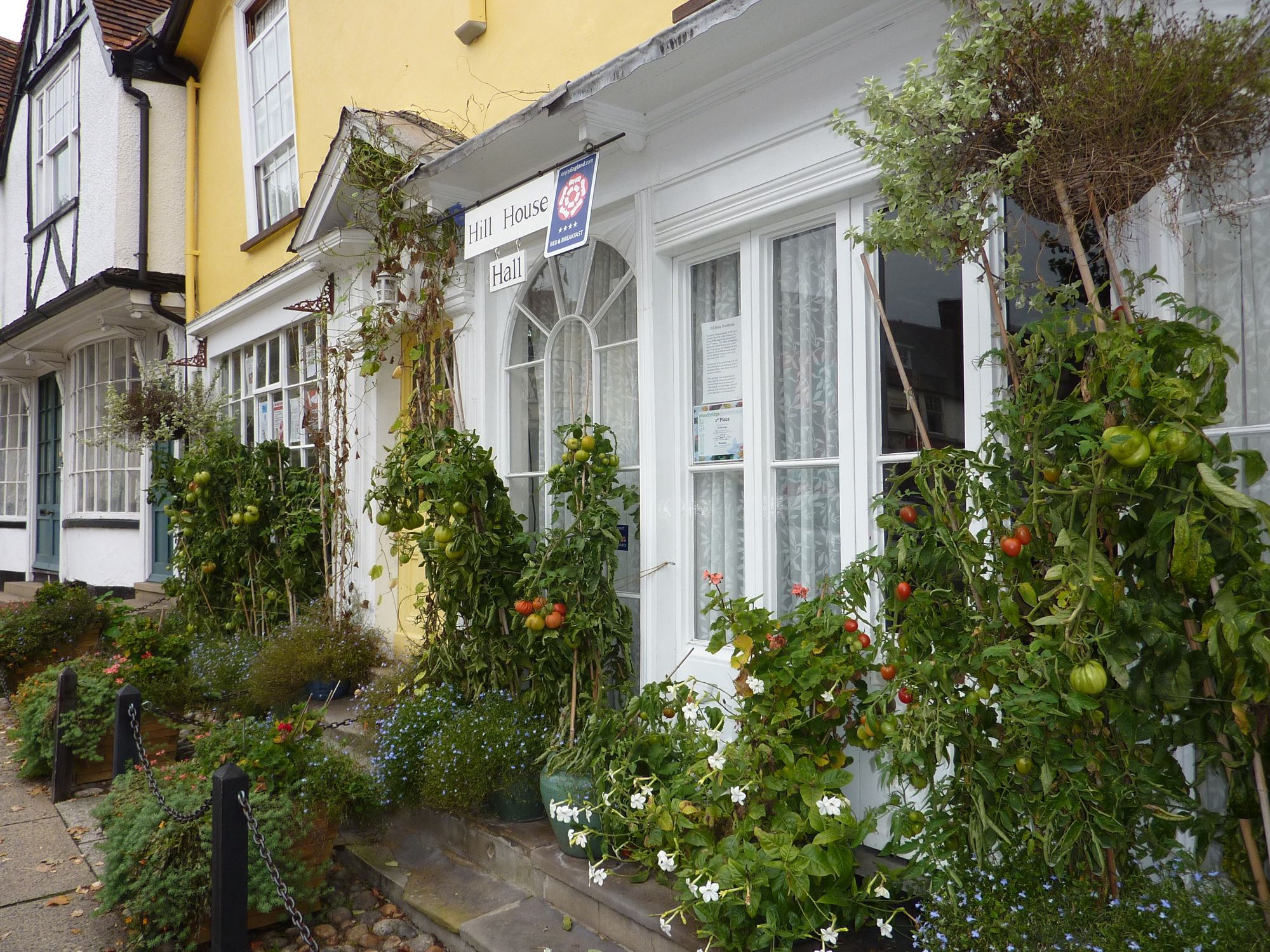 B&Bs in Woodbridge holidays at Cool Places