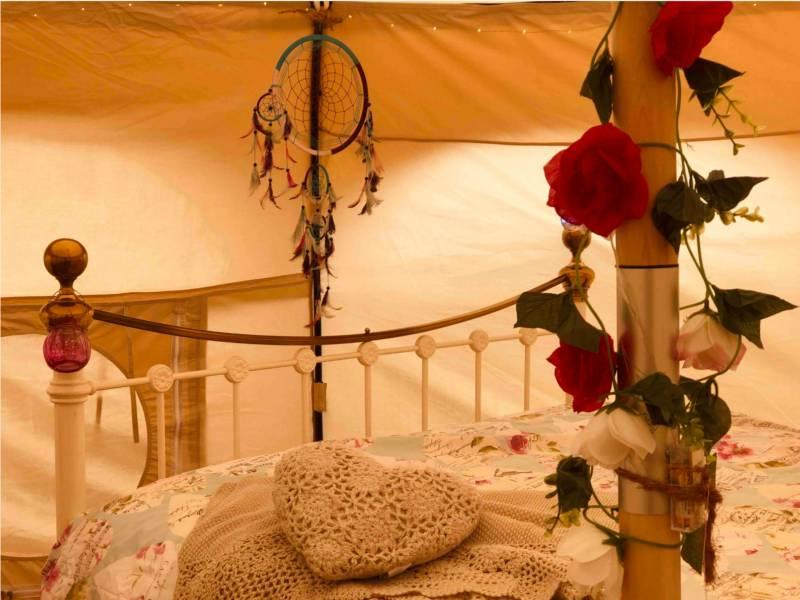 Dreamcatcher Bell Tent