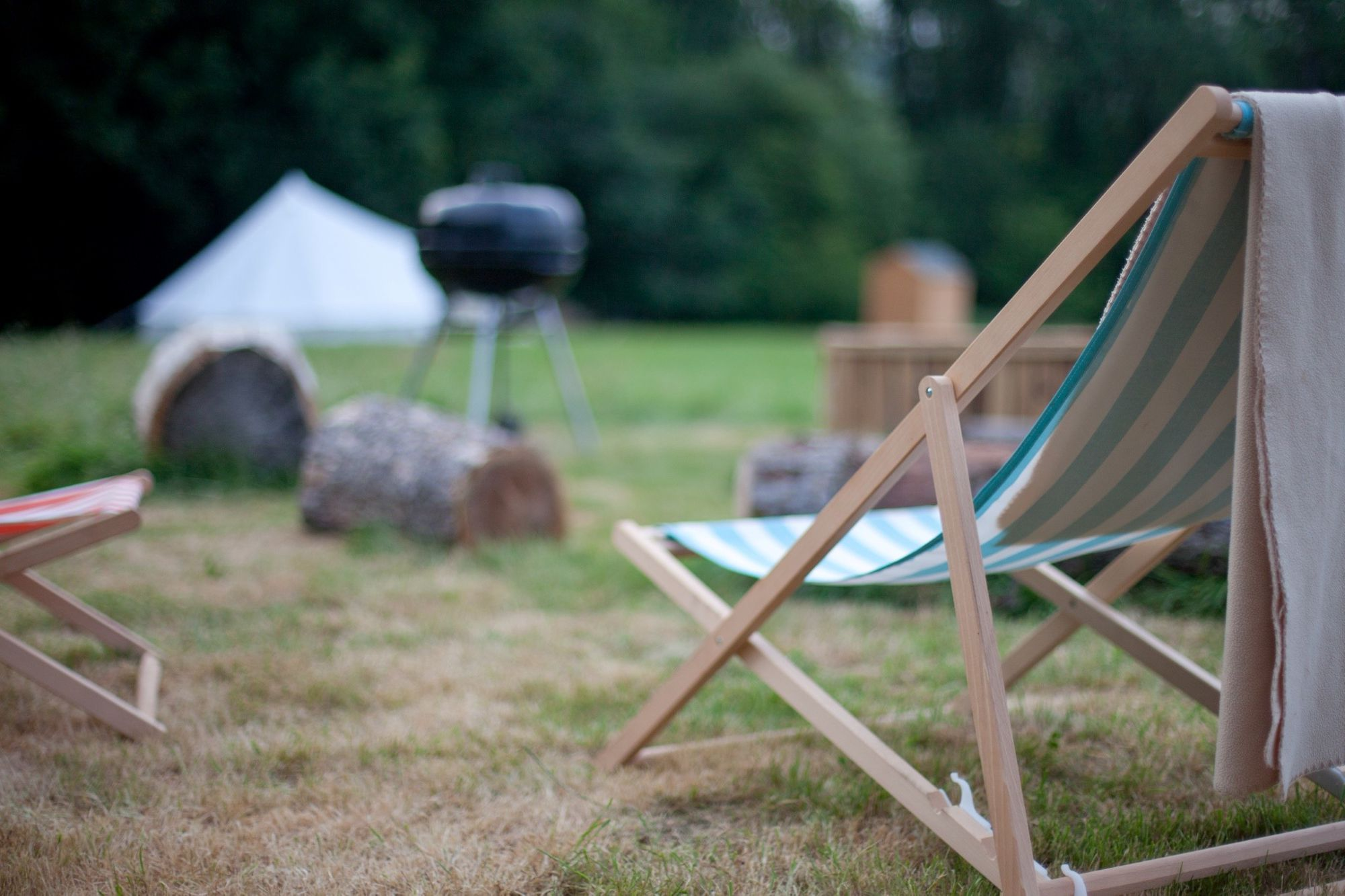 Campsites in Carmarthen holidays at Glampingly