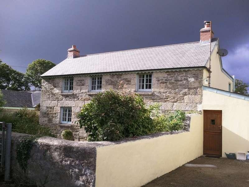 Granary Barn B&B Nantrisack Farm Sithney Helston Cornwall TR13 0AE