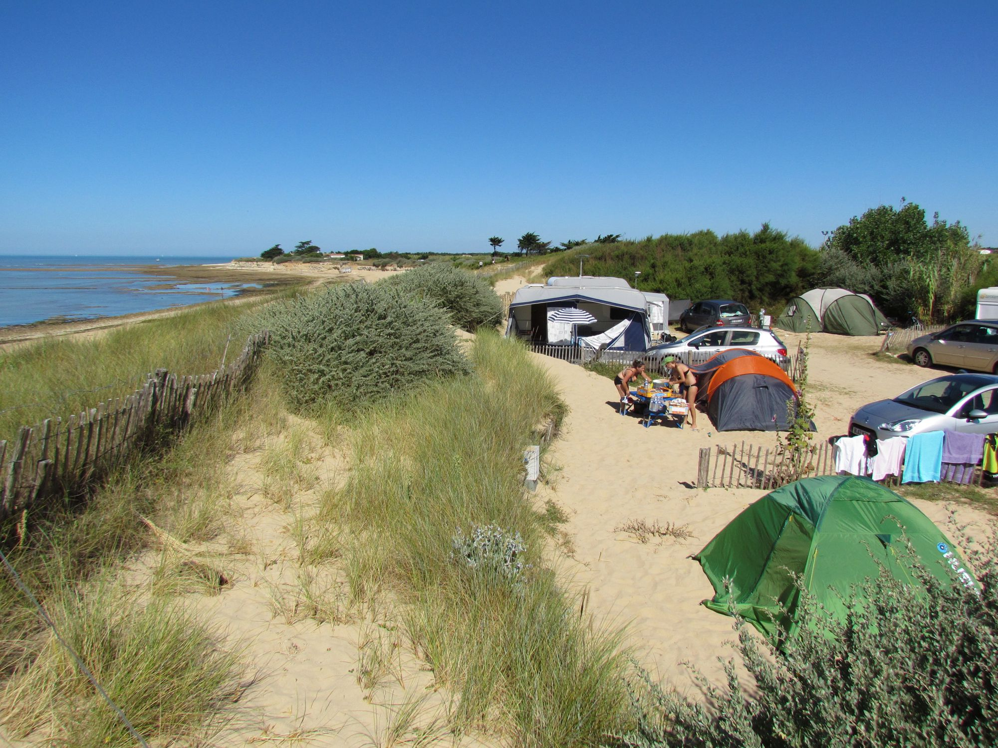 Campsites in Charente-Maritime holidays at Glampingly
