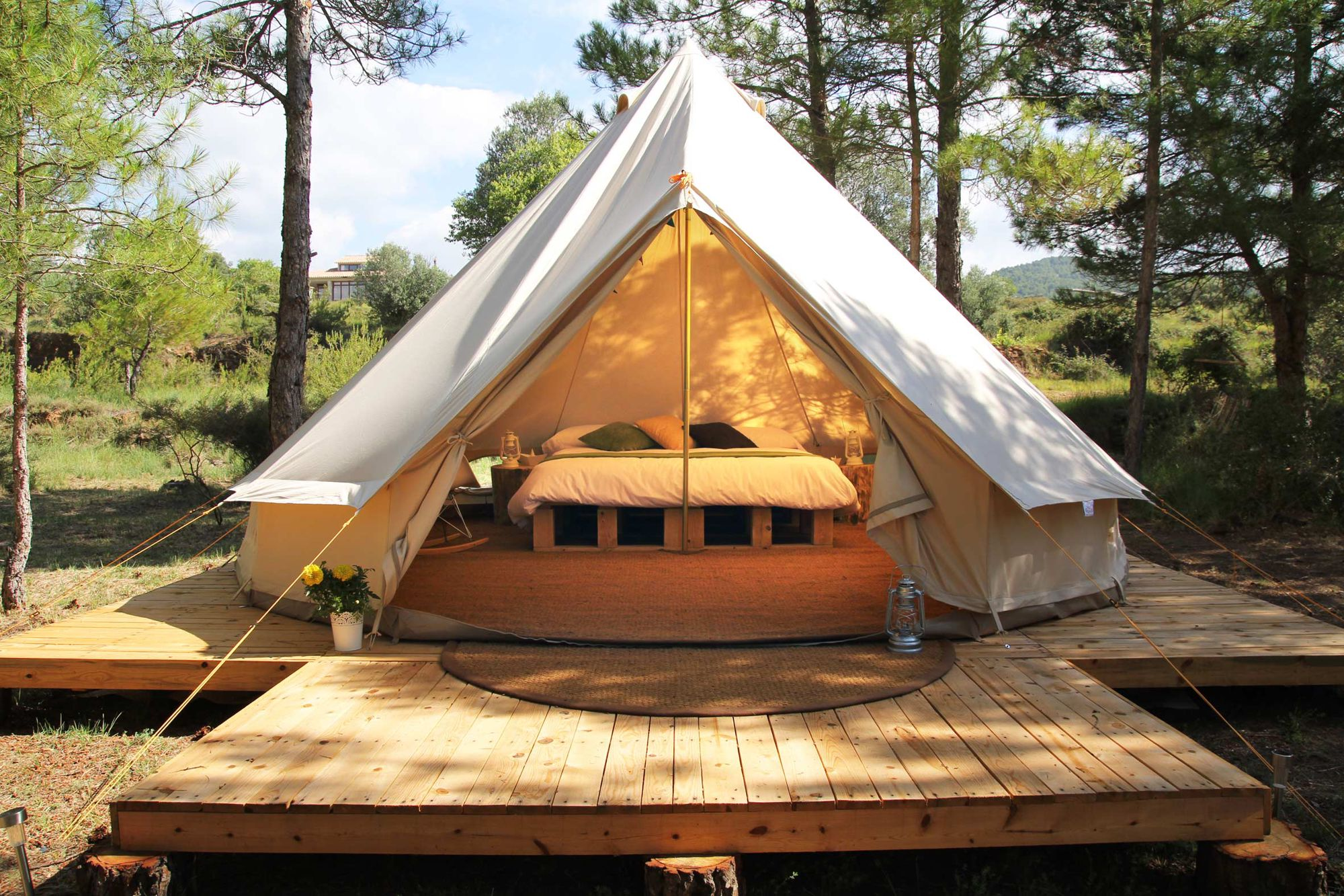 Campsites in North Spain holidays at Cool Camping
