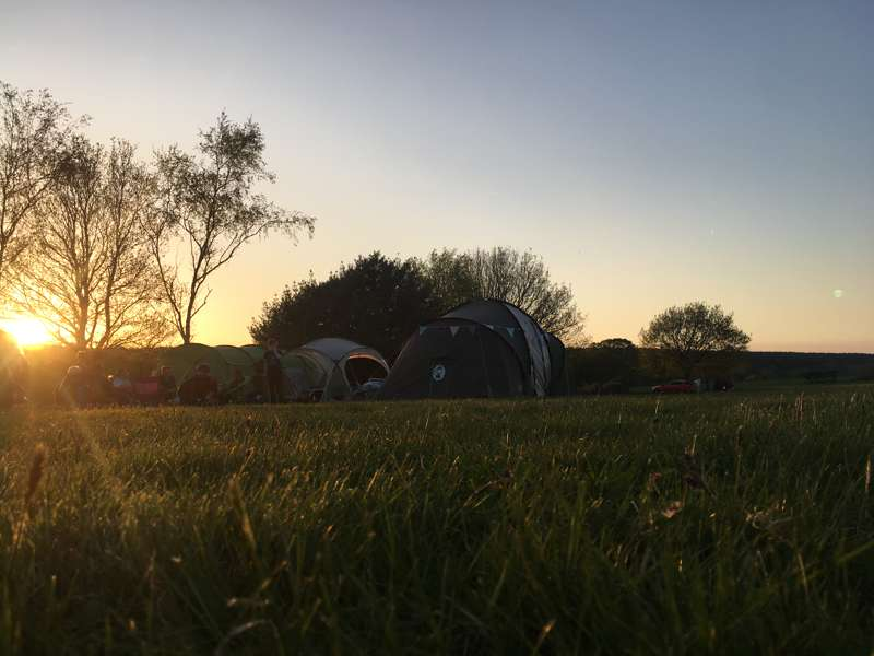 Chase Camping