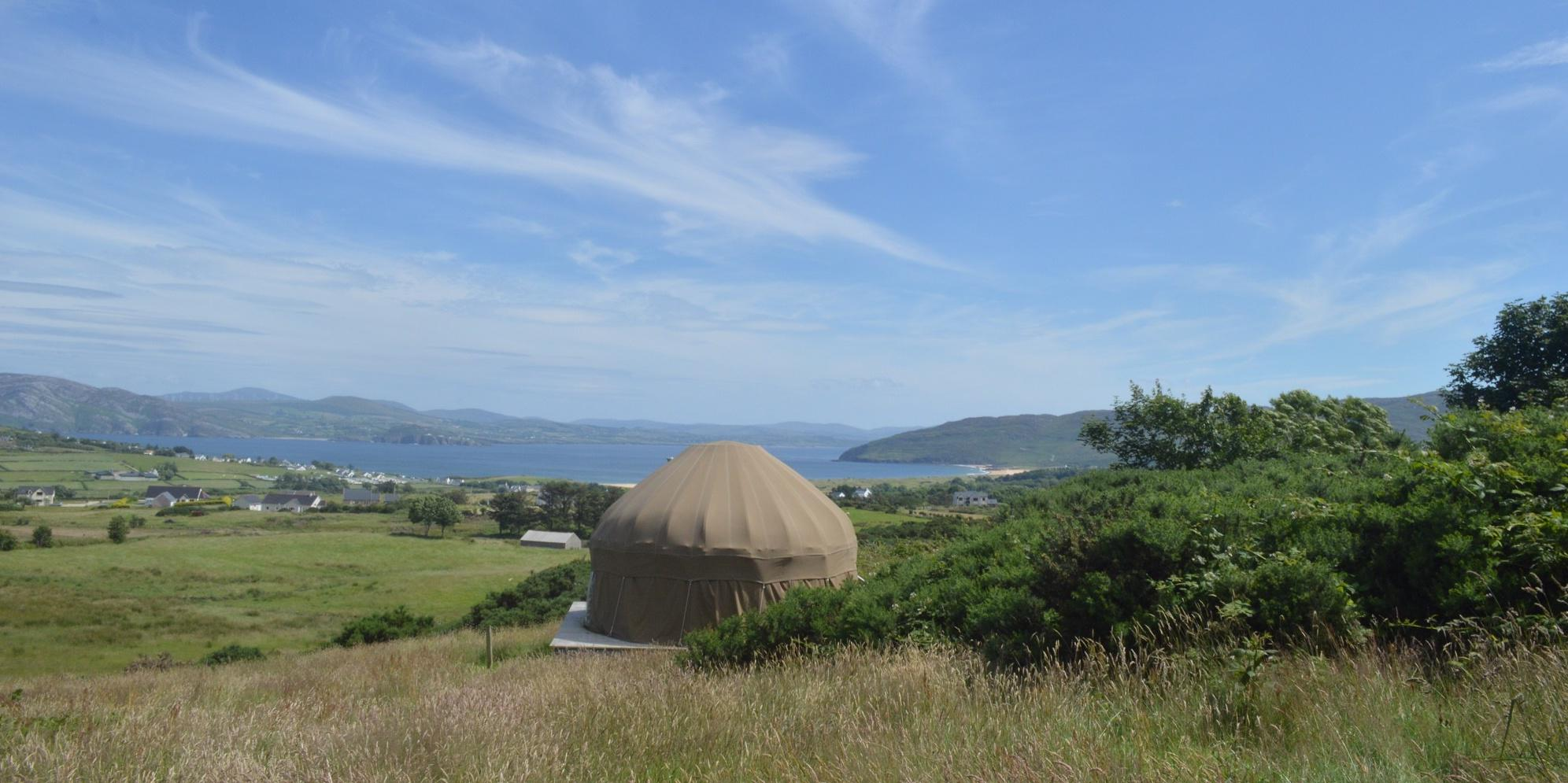 Campsites in Donegal holidays at Cool Camping