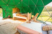 Spacious Dome Hazel