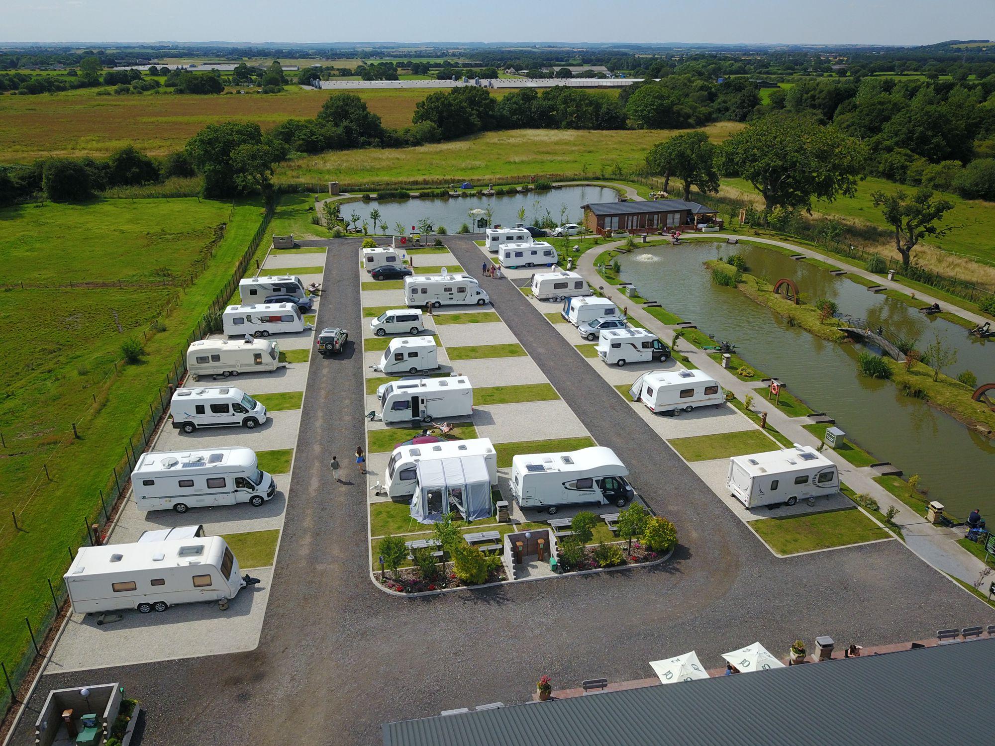 Caravan Parks in UK – I Love This Campsite