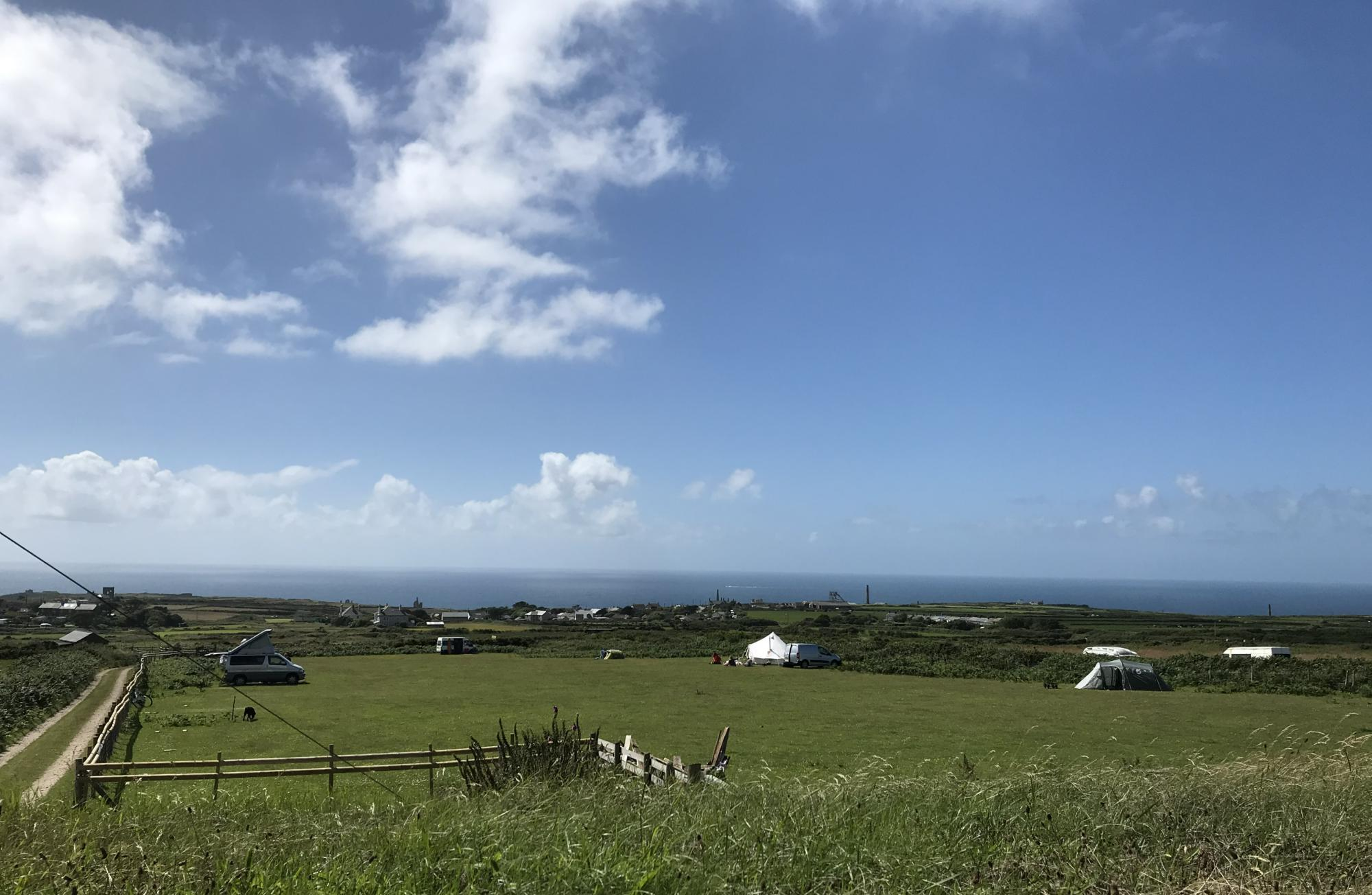 Campsites in Cornwall holidays at I Love This Campsite