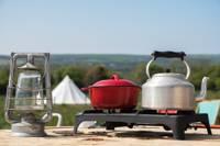 Sloeberry Farm Bell Tent 2