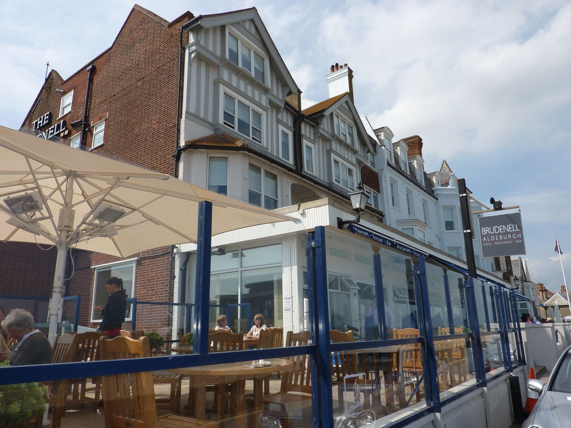 Hotels in Aldeburgh holidays at Cool Places