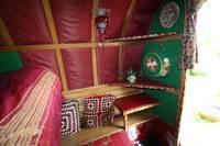 Rosie the Gypsy Caravan
