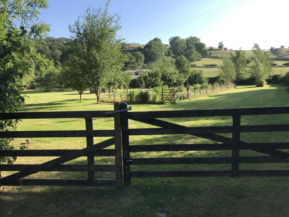 Campsites in Powys holidays at I Love This Campsite