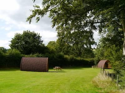 Luxury Camping Pod at Brook House Farm & Wedding Venue - I