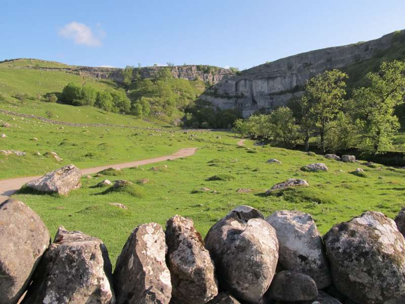 Malham Cove and Gordale Scar