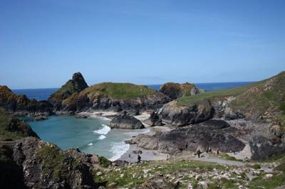 A small and friendly spot on the unspoilt Lizard Peninsula.