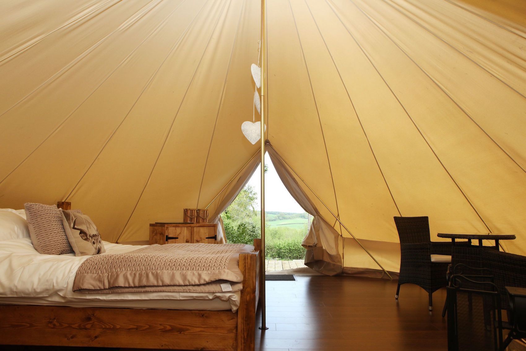 Glamping in Dorset – The best glamping locations in Dorset