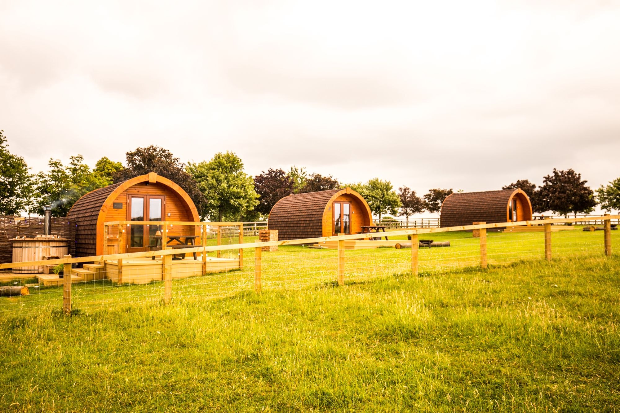 Glamping in Buckinghamshire