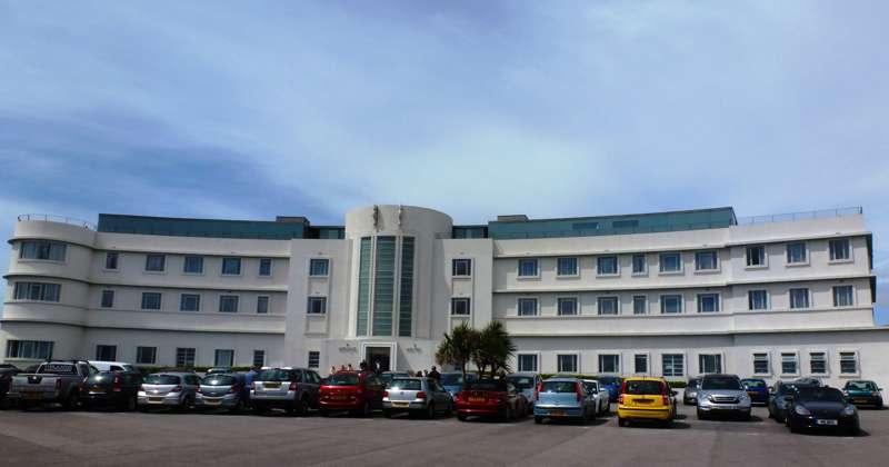Midland Hotel Marine Road West Morecambe Lancashire LA4 4BU