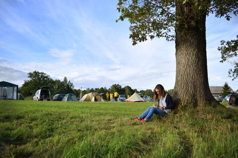 10 Things I wish I knew before my first camping trip