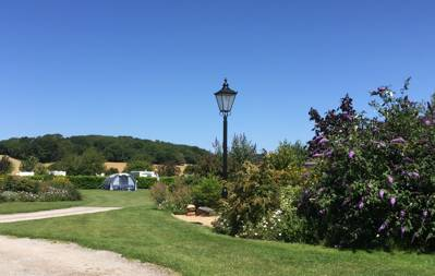 Moorhouse Campsite is a family run site situated in the beautiful Quantock Hills