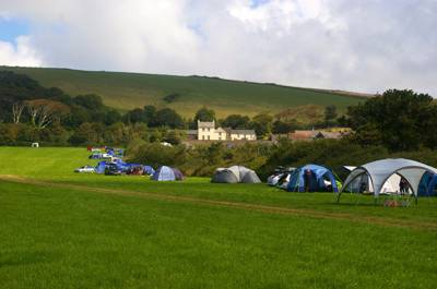 Fairlinch Camping Fairlinch Camping, Saunton Road, Braunton, Devon EX33 1EB
