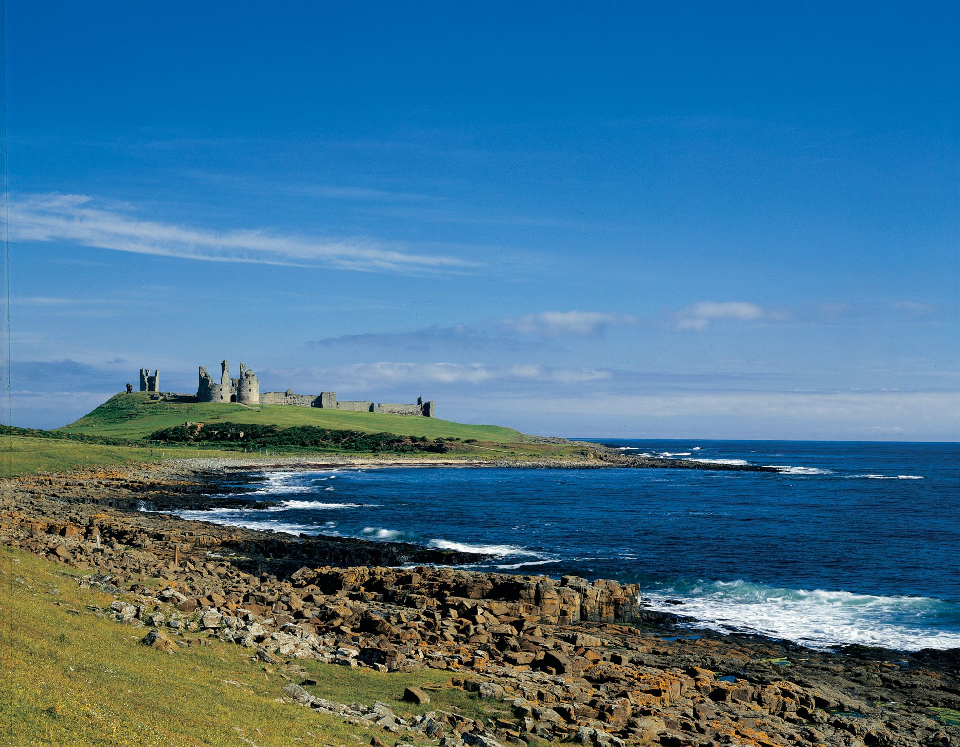 Eight of the best castles in Northumberland