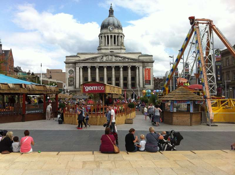 Hotels, B&Bs & Self-Catering in Nottingham - Cool Places to Stay in the UK