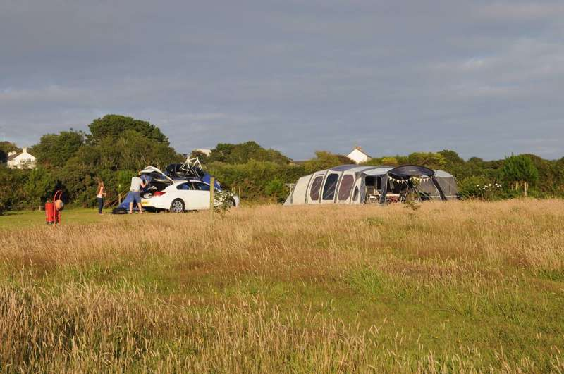 8 Incredible Campsites near the Lizard Peninsula