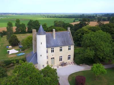 Le Château de Monfréville Le Château de Monfréville, 14230 Monfréville, Calvados, France
