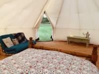 Barn Owl Bell Tent