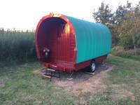 Cwtch Wagon Gypsy Caravan