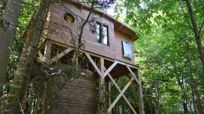 Forest Escapes Château de la Baudonnière, Les Chambres 50320 La Haye-Pesnel, Manche, France