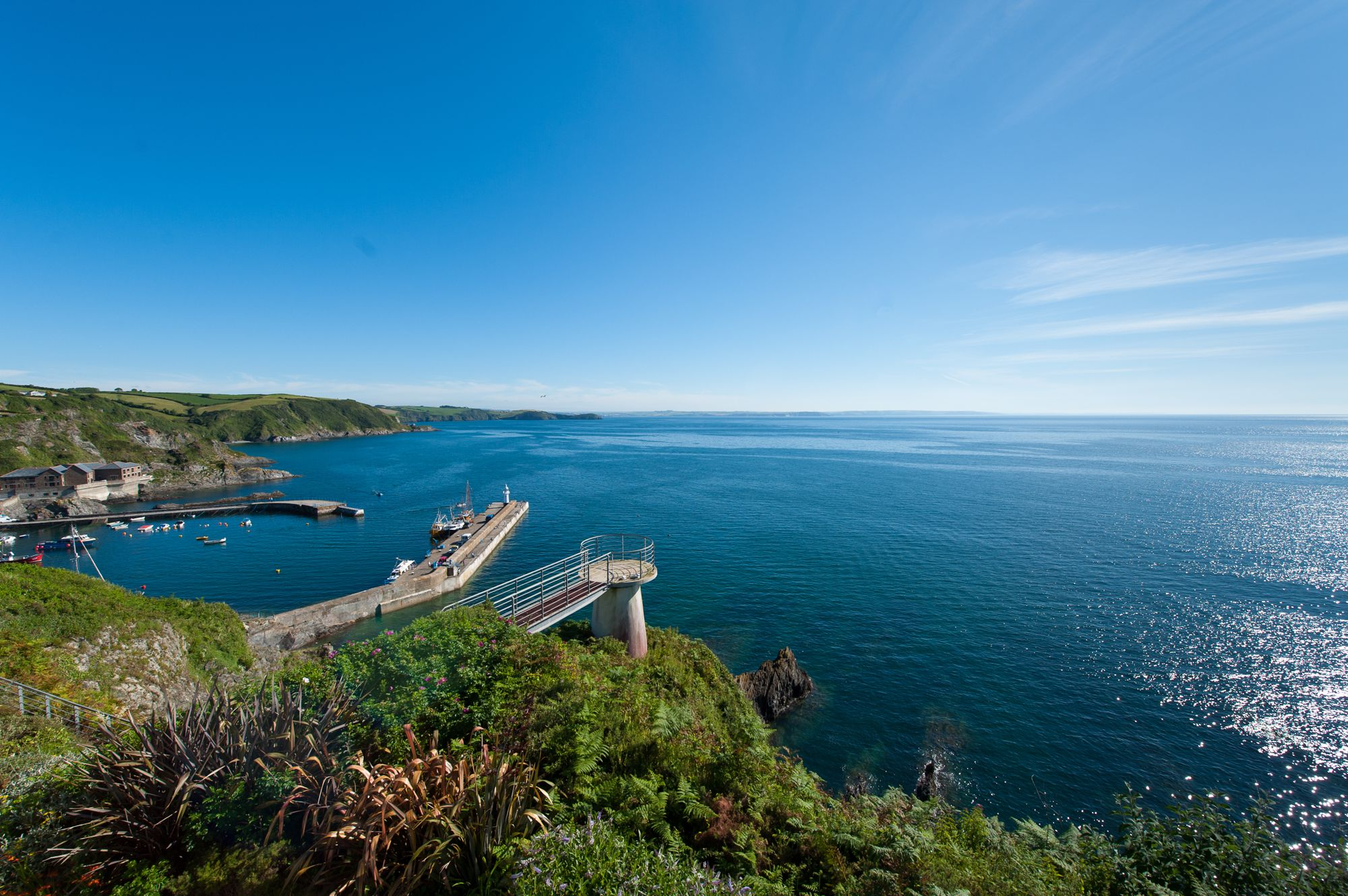 Self-Catering in Mevagissey holidays at Cool Places
