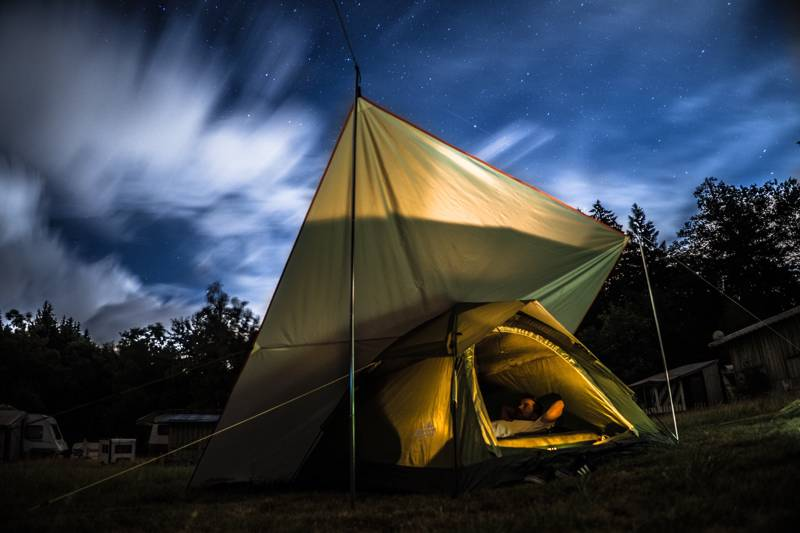 Tents to Get us Through: A poem for the camping care staff