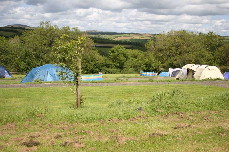 Crymych Camping | Campsites in Crymych, Pembrokeshire