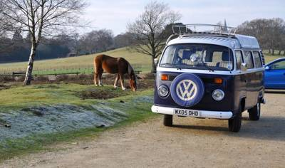 VW Camper Hire Unit M Studio, West Quay Rd, Southampton, Hampshire SO15 1GZ