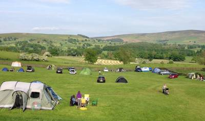 Catgill Farm Camping & Glamping Catgill Farm, Bolton Abbey, North Yorkshire BD23 6HA
