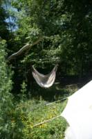 Very private Bell Tent hidden away in one of the Sussex High Weald's loveliest rural retreats.